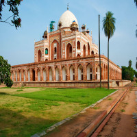 Humayun Tomb Place to visit